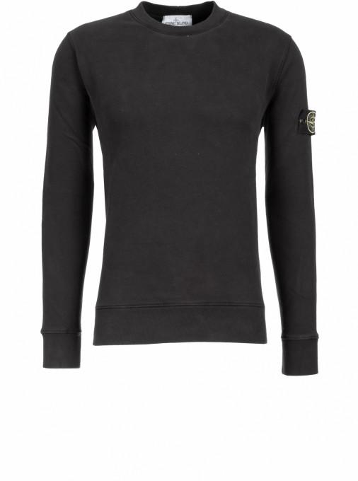 Stone Island Herren Sweatshirt 63020 schwarz