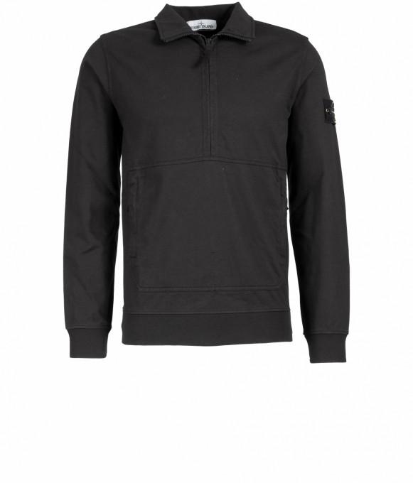 Stone Island Herren Sweatshirt 63750 schwarz