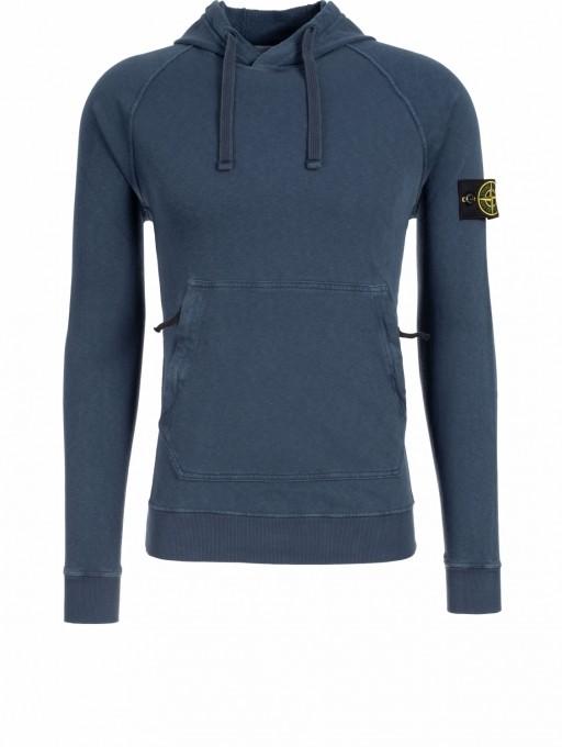 Stone Island Herren Sweatshirt 63860 blau