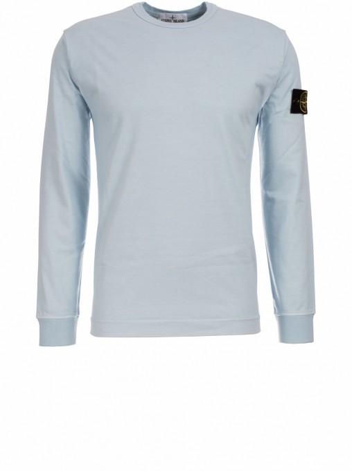 Stone Island Herren Sweatshirt 64450 hellblau