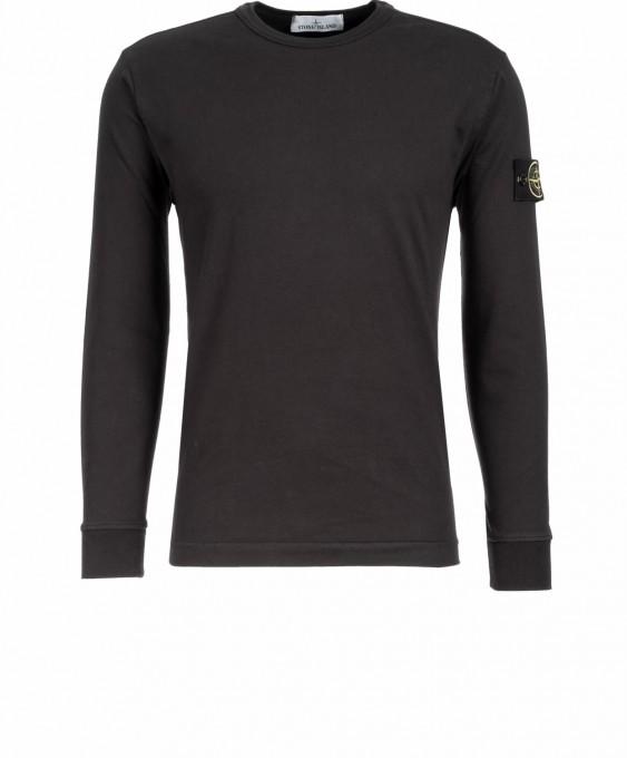 Stone Island Herren Sweatshirt 64450 schwarz