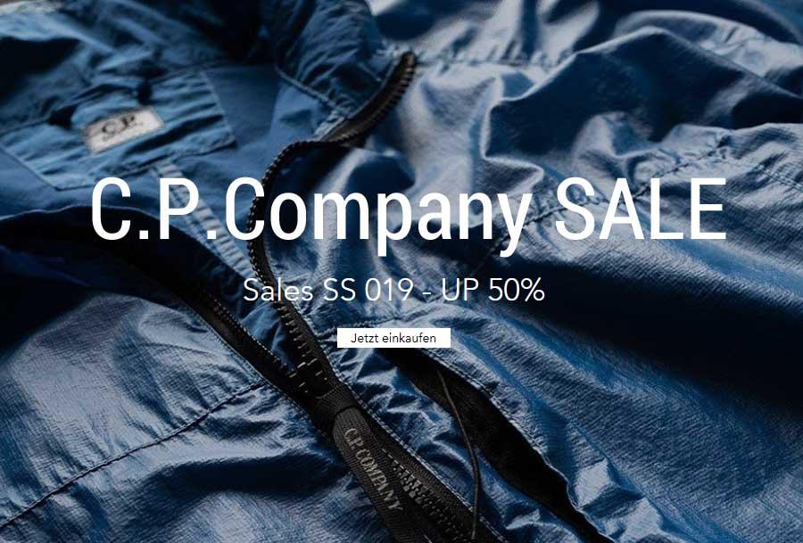 cp company sale